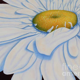 Roena King - Oil Painting - Daisy