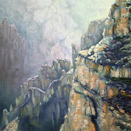 Roena King - Oil Painting - Majestic Canyon
