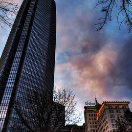 Lance Vaughn - OKC Winter at Devon Tower 001