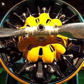 Dan Sproul - Old Airplane Propellers