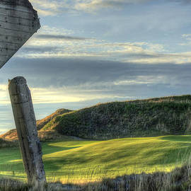 Chris Anderson - Old and New - Chambers Bay Golf Course