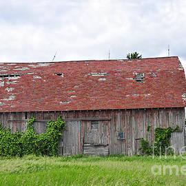 David Arment - Old Barn 2008