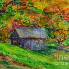 Olga Hamilton - Old Barn