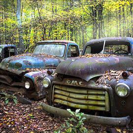 Debra and Dave Vanderlaan - Old Cars