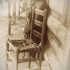 Tina Wentworth - Old Chair