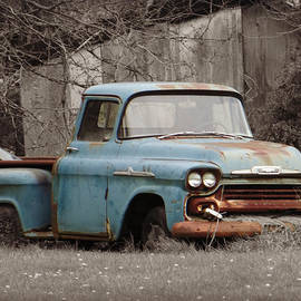 Brenda Conrad - Old Chevy Truck