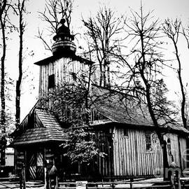 Mariola Bitner - Old Church in Zakopane