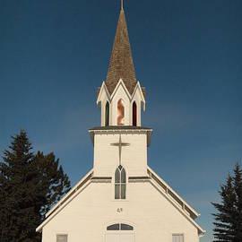 Jeff  Swan - Old Church near Stanely North Dakota