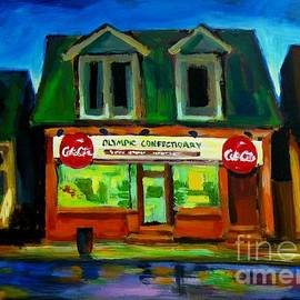 John Malone - Old Confectionary Store