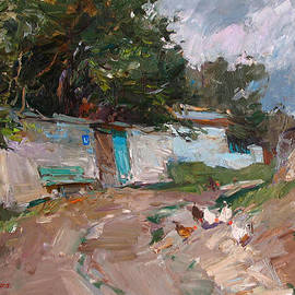 Alexander  Kriushin - Old Crimea