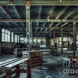 Carlos Caetano - Old Factory Ruin