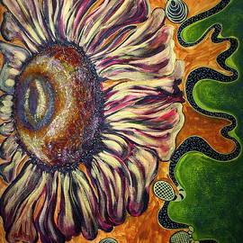 Jolanta Anna Karolska - Old fashion flower 2