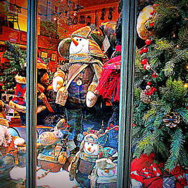 Kay Novy - Old Fashioned Store Window