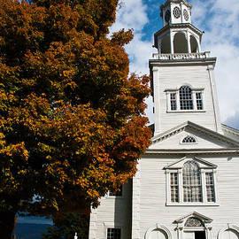 Robert Ford - Old First Church Bennington Vermont