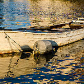 Dejan Stojakovic - Old fishing boat in Umag Croatia