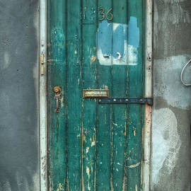 Brenda Bryant - Old Green Door in Quarter