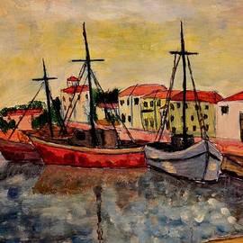 Dimitra Papageorgiou - Old Harbour