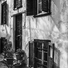 Radoslav Nedelchev - Old House Black And White