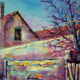 Vanja Zogovic - Old house in the morning