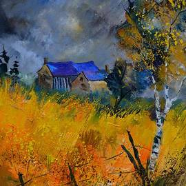Pol Ledent - Old houses 565120