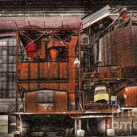 Liane Wright - Old Kansas City Factory Building