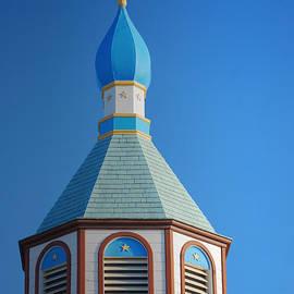 Cynthia Lagoudakis - Old Kenay Church