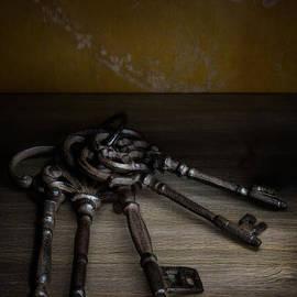 Ann Garrett - Old Keys