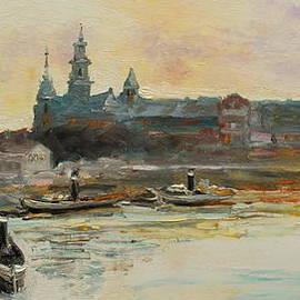 Luke Karcz - Old Krakow