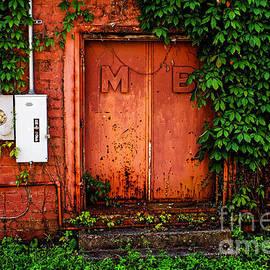 Paul Mashburn - Old Loading Dock Entrance