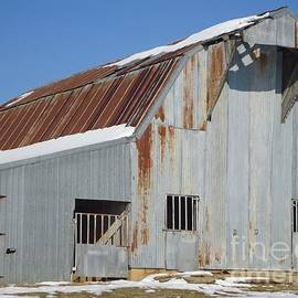 Tashia  Summers  - Old Metal Barn