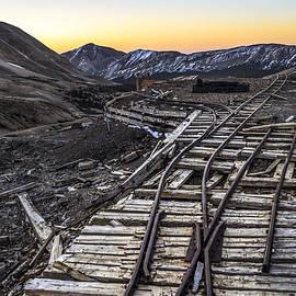 Aaron Spong - Old Mining Tracks