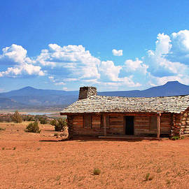 Glenn Morimoto - Old New Mexican Cabin