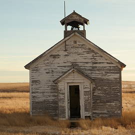 Jeff  Swan - Old one room Schoolhouse