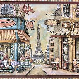 Gynt Art - Old Paris