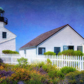 Joan Carroll - Old Point Loma Lighthouse