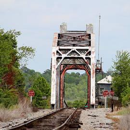 Cynthia Guinn - Old Railroad Bridge