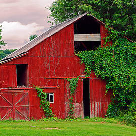Chris Daugherty - Old Red Barn