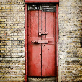 Heather Applegate - Old Red Door