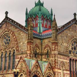 Joann Vitali - Old South Church - Boston