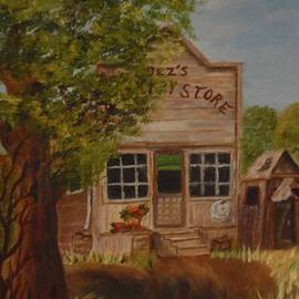Janis  Tafoya - Old Time Country General  Store