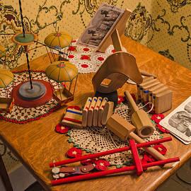 Allen Sheffield - Old Toys