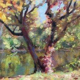 Bonnie Mason - Old Tree by the River
