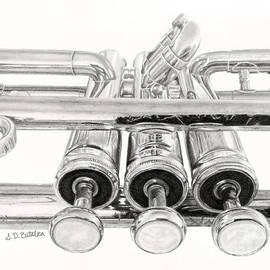 Sarah Batalka - Old Trumpet Valves