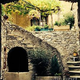 France  Art - Old Village House