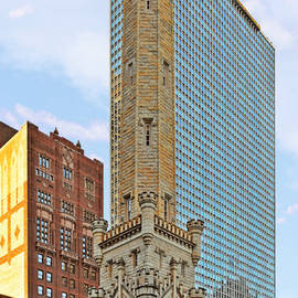 Christine Till - Old Water Tower Chicago