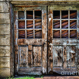 Paul Ward - Old Weathered Doors