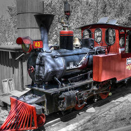 John Straton - Old West Locomotive 3