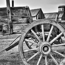 James Eddy - Old West Wagon