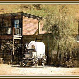 Barbara Zahno - Old Western Town