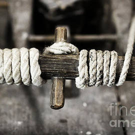 Four Hands Art - Old Winch